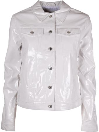 Calvin Klein Jeans Patent Casual Jacket