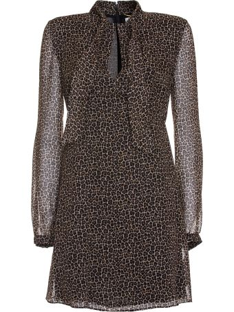 Saint Laurent Lightweight Mini Dress