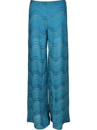 Missoni Knitted Palazzo Trousers