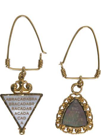 Givenchy Talisman Earrings