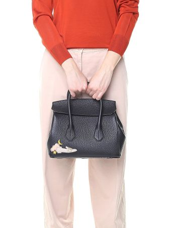 Bally Janelle Cloudy Leather Sticker