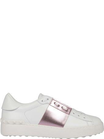 Valentino Open Low Top Sneakers