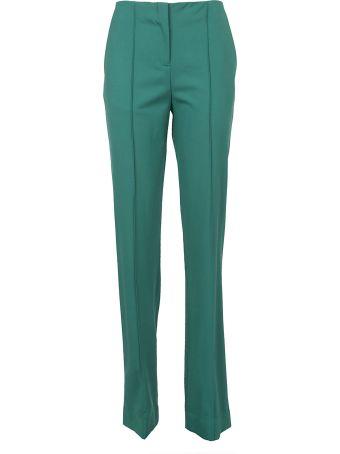 Diane Von Furstenberg Long Flared Trousers