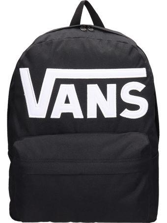 Vans Black Nylon Backpack