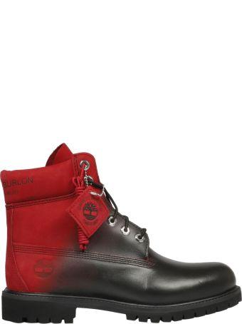 Marcelo Burlon County Of Milan Timberland Boots