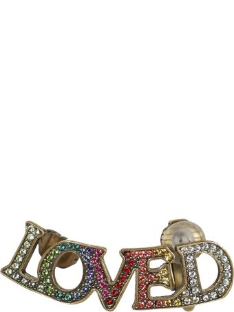 Gucci Loved Embellished Earring