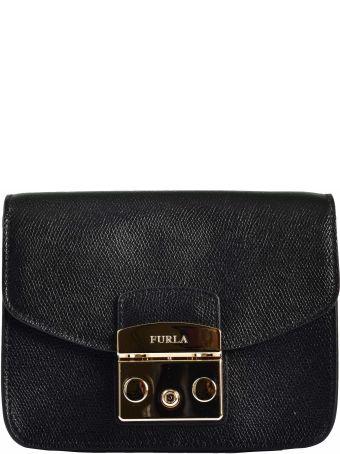Furla Mini Metropolis Shoulder Bag