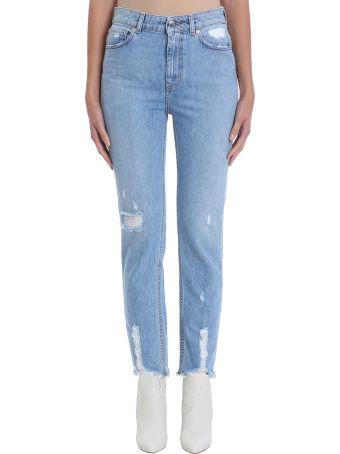IRO Movement Cropped Jeans