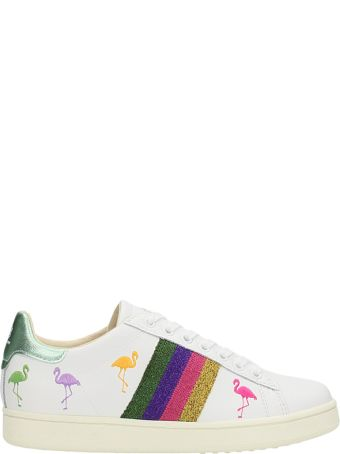 M.O.A. master of arts Flamingo All Over Sneakers