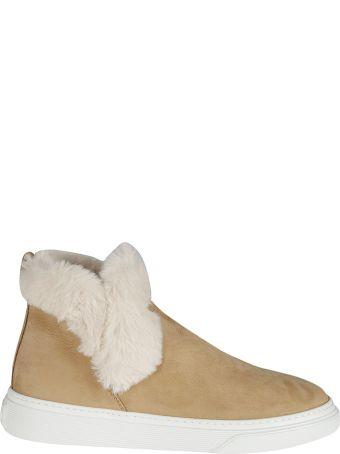 Hogan H366 Slip On Boots