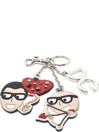 Dolce & Gabbana 'stilisti Cupido' Keyring
