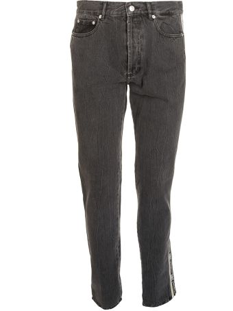 Givenchy 4g Slim Fit Jeans