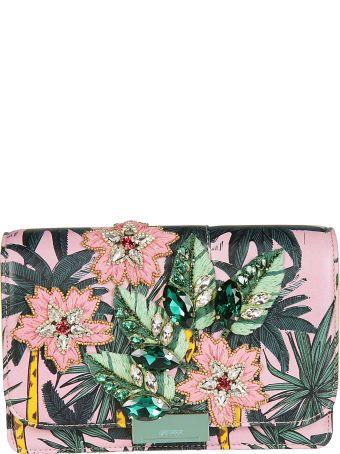 Gedebe Cliky Palms Shoulder Bag