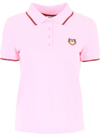Polo Shirt With Tiger