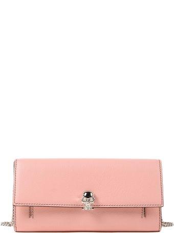 Alexander McQueen Wallet With Chain
