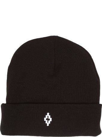 Marcelo Burlon Embroidered Beanie