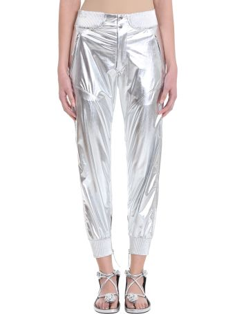 Isabel Marant Aruso Mid-rise Cropped Trousers