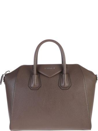 Givenchy Medium Antigona Leather Bag