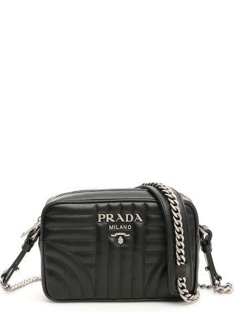 Prada Diagramme Crossbody Bag