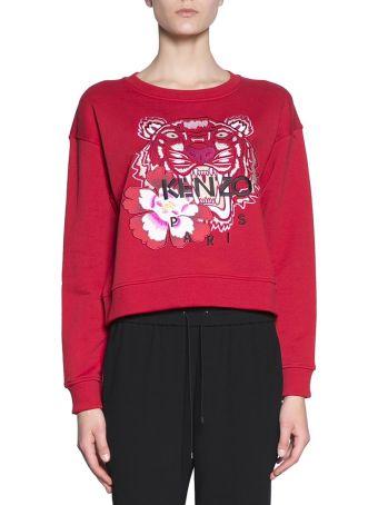 Kenzo Logo Paris Wool Sweater