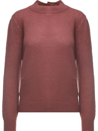A.P.C. Maia Wool-blend Knit Jumper