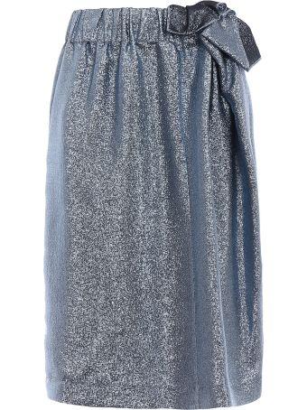 Stella McCartney Emmy Lurex Skirt