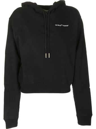 Off-White Chest Logo Hoodie