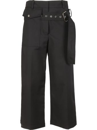 3.1 Phillip Lim Belted Trousers