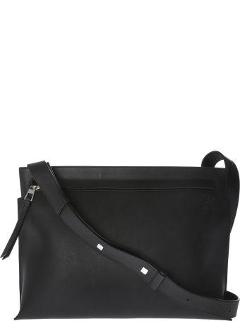 Loewe Embossed Anagram Shoulder Bag