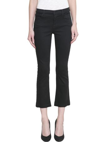 J Brand Selena Cotton Denim Jeans