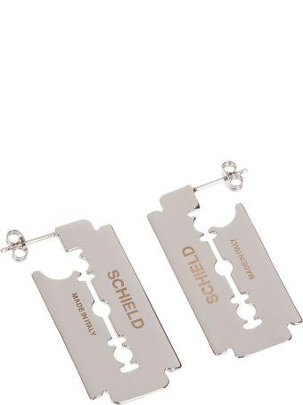 Schield Blade Earrings