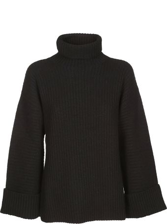Lamberto Losani Ribbed Sweater
