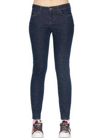 Dolce & Gabbana 'queen' Jeans