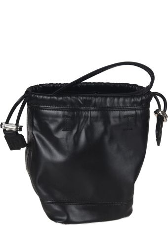 Paco Rabanne Mini Bucket Shoulder Bag