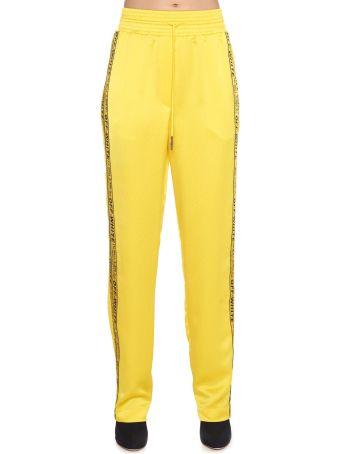 Off-White 'equestrian Pajama' Pants