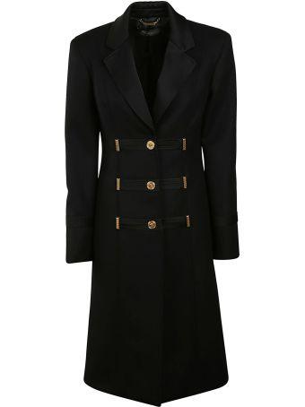 Versace Medusa Ribbon Coat