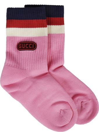 Gucci Logo Socks