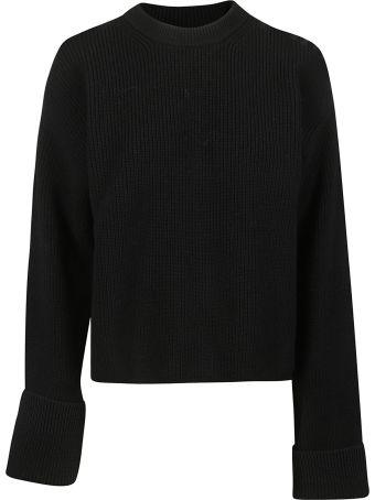 Stella McCartney Cut-out Shoulder Sweater
