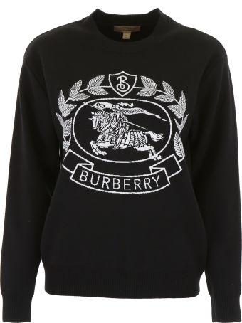 Burberry Intarsia Pull