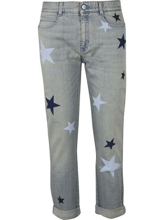 Stella Mccartney Skinny Boyfriend Jeans