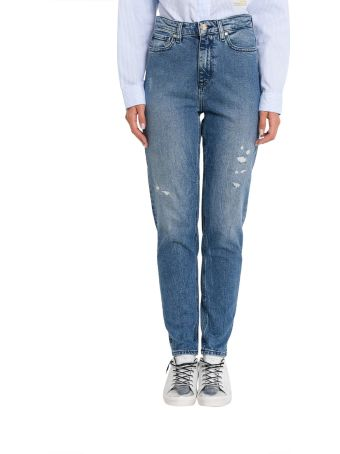 Tommy Hilfiger Mom Fit Ankle Jeans