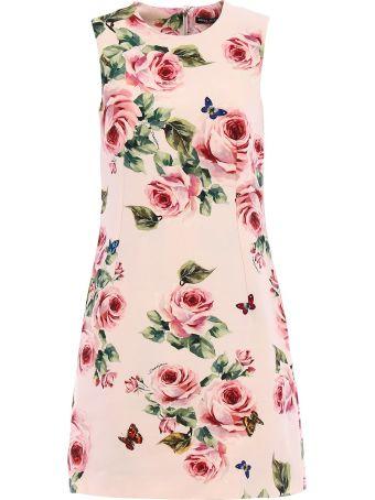 Dolce & Gabbana Sleeveless A-line Dress