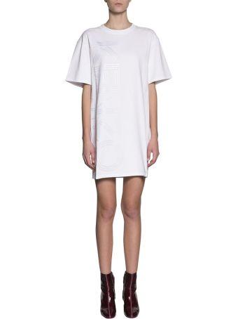Kenzo Logo Cotton Dress