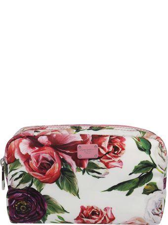 Dolce & Gabbana Floral Clutch
