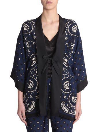 Bandhana Printed Kimono