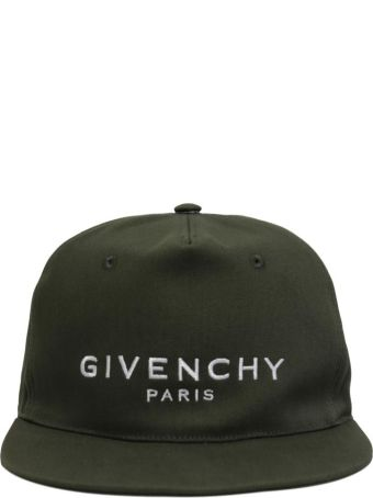 Givenchy Logo Cotton Cap