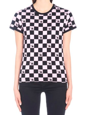 McQ Alexander McQueen 'retro' T-shirt