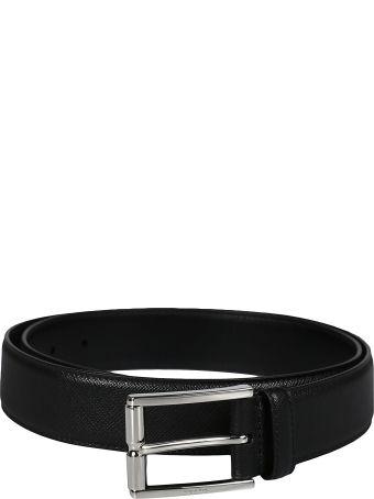 Prada Classic Buckle Belt