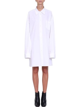 Maison Margiela Oversized Cotton Shirt