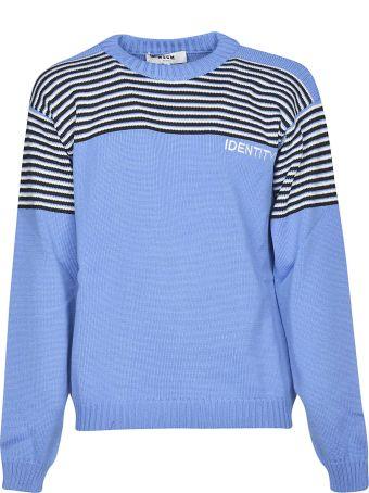 MSGM Identity Sweater